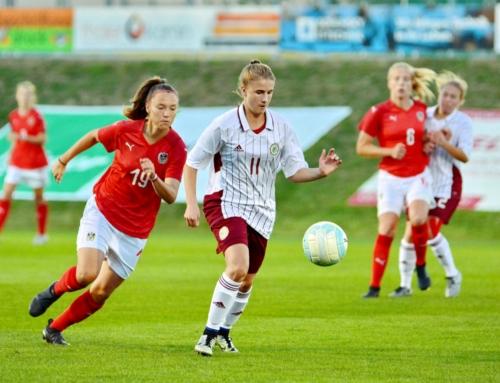 Latvijas WU-19 izlasei noslēdzies EČ kvalifikācijas posms | 3.vieta grupā